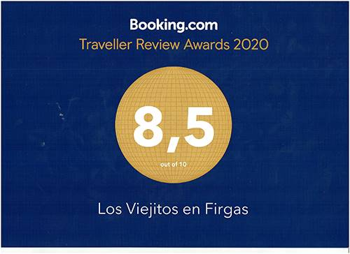 PUNTUACION BOOKING 2019